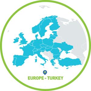 Evropa a Turecko