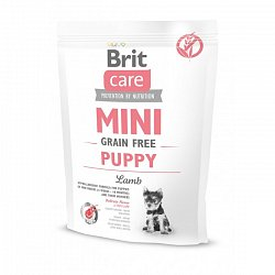 Brit Care MINI Grain Free Puppy Lamb 400g
