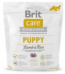 NEW Brit Care Puppy Lamb & Rice 1kg