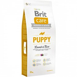 NEW Brit Care Puppy Lamb & Rice 12kg